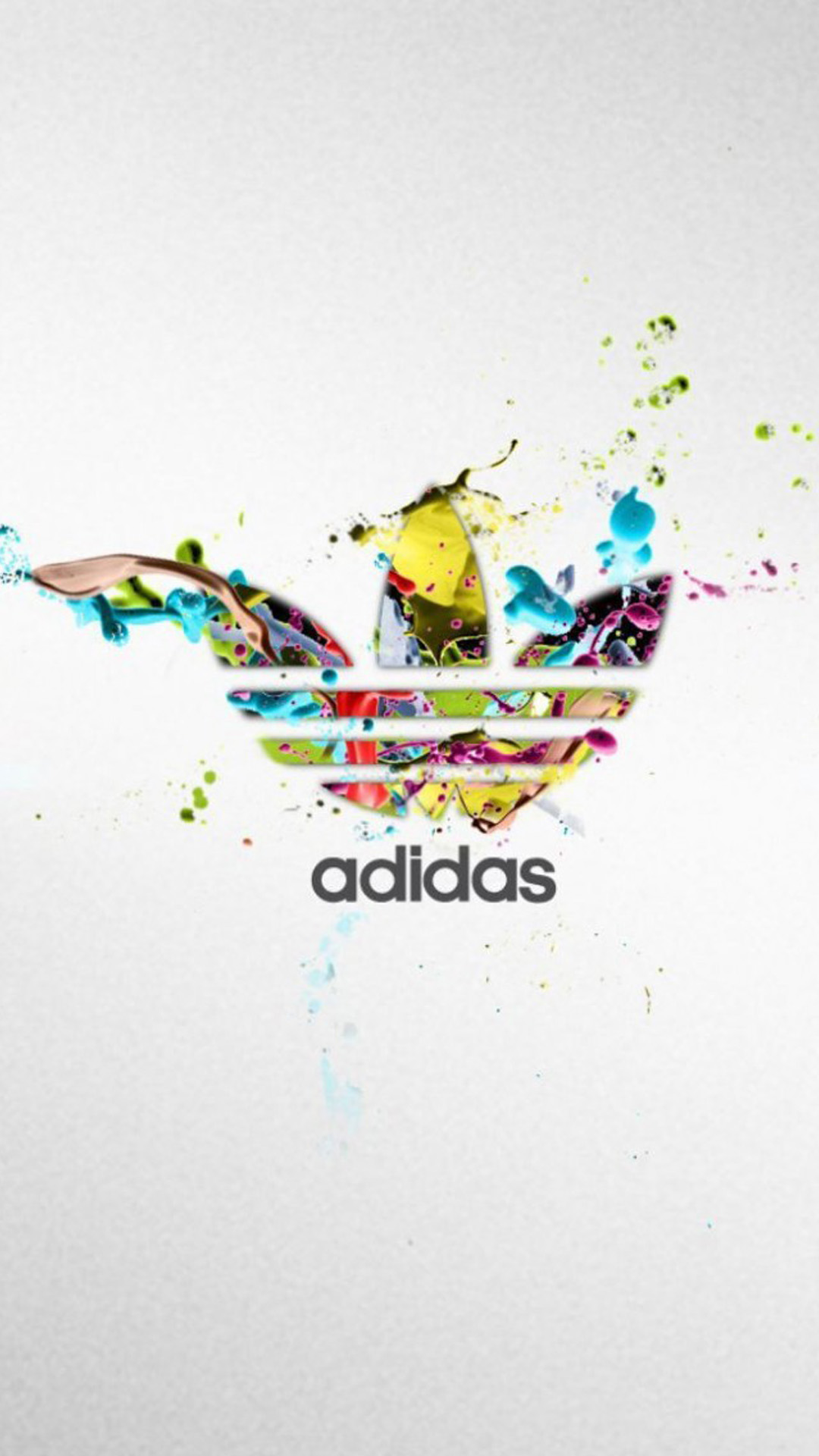 Adidas Logo Wallpaper Iphone Wallpaper