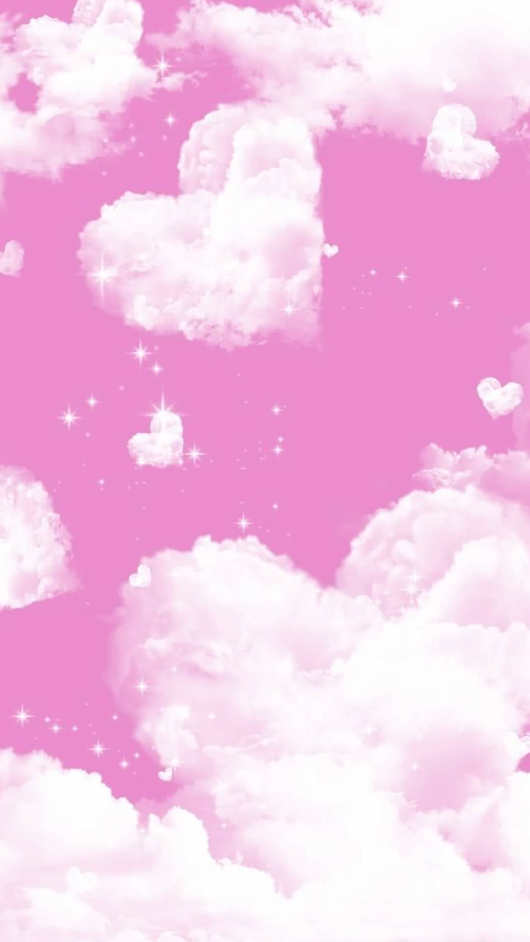 Pink Sky Cute Wallpaper Iphone Wallpaper