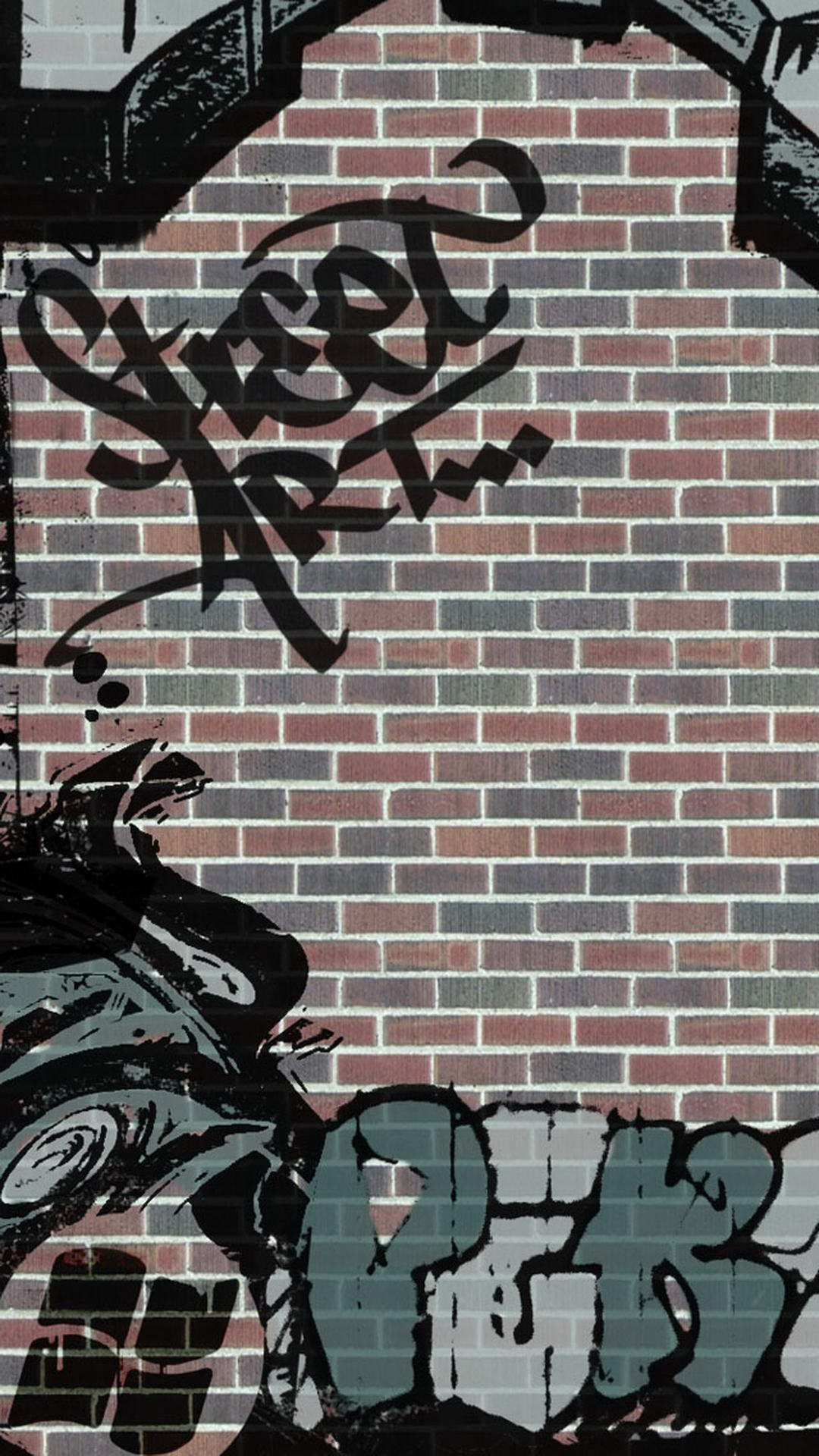 Graffiti Wallpapers Iphone Wallpaper