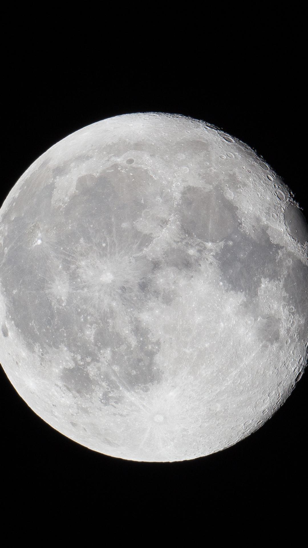Full Moon Iphone Wallpaper