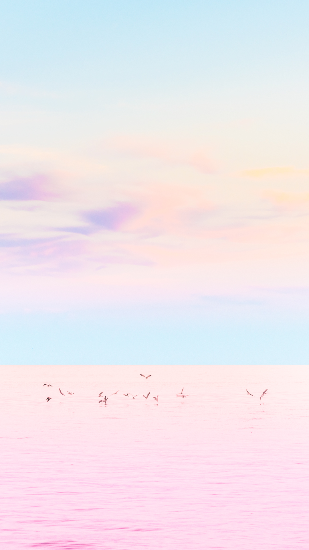 Sea Pastel Iphone Wallpaper