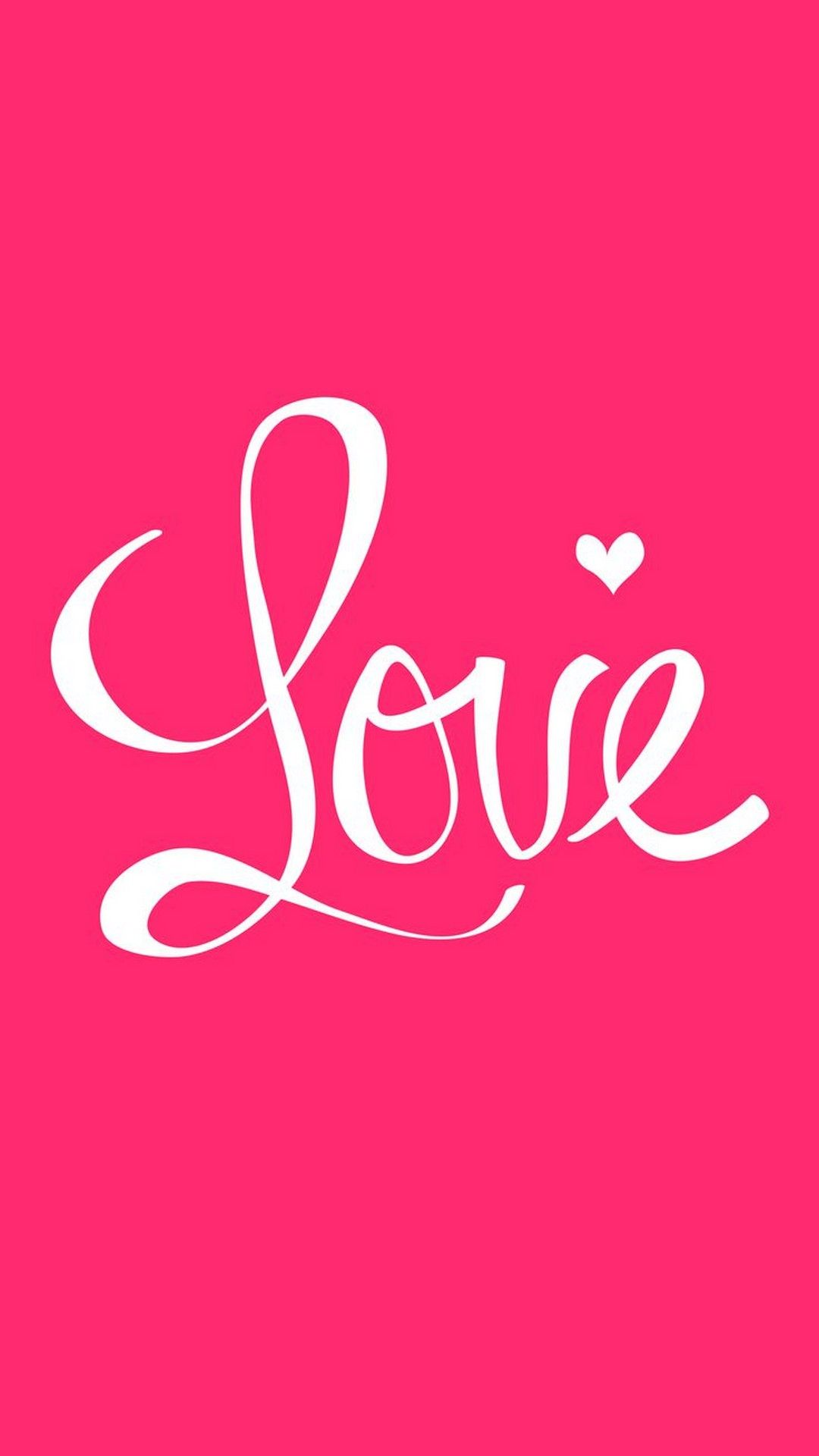 Pink cute iPhone wallpaper