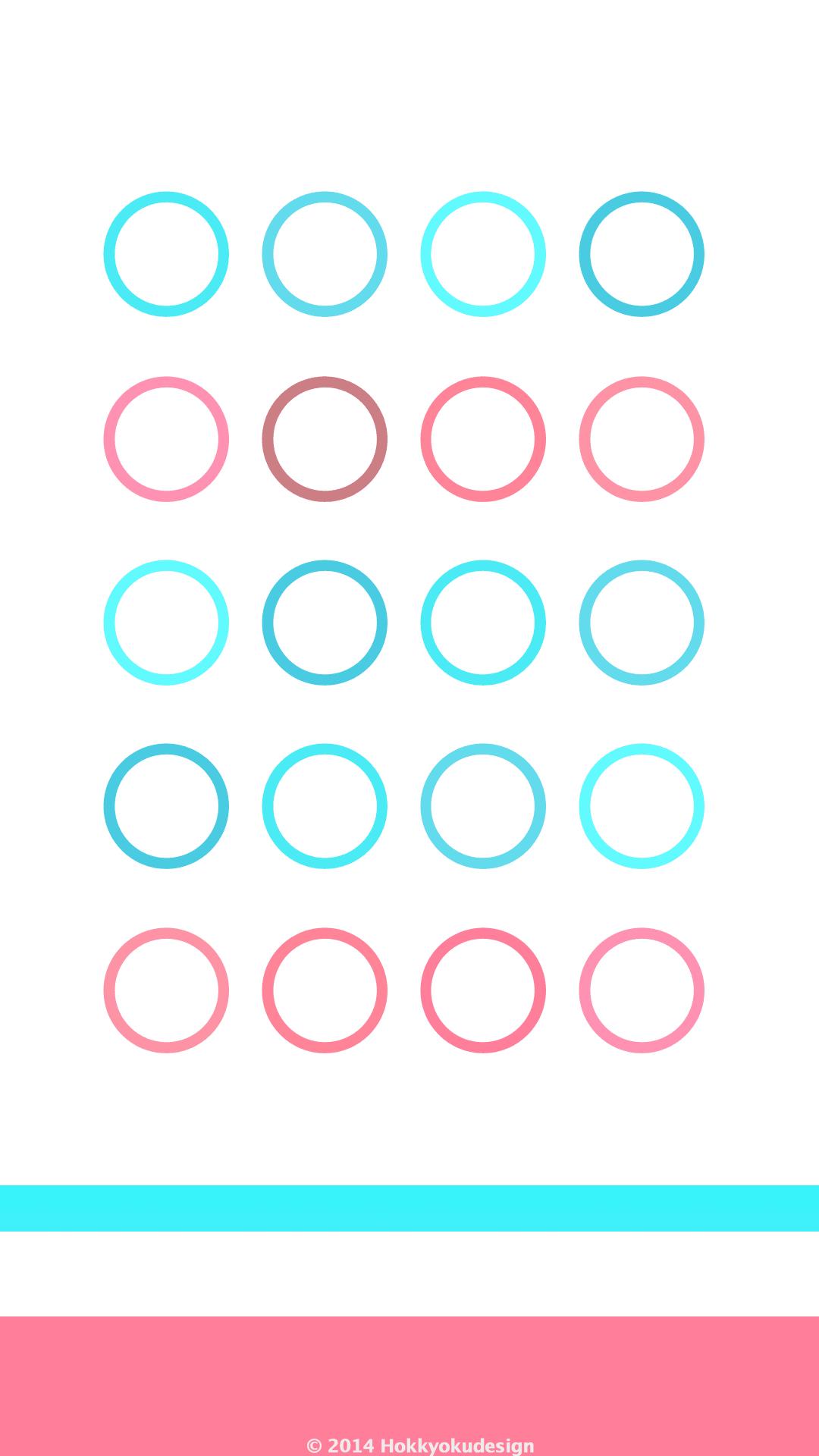 Blue Phone >> Pastel pink/blue   iPhone Wallpaper