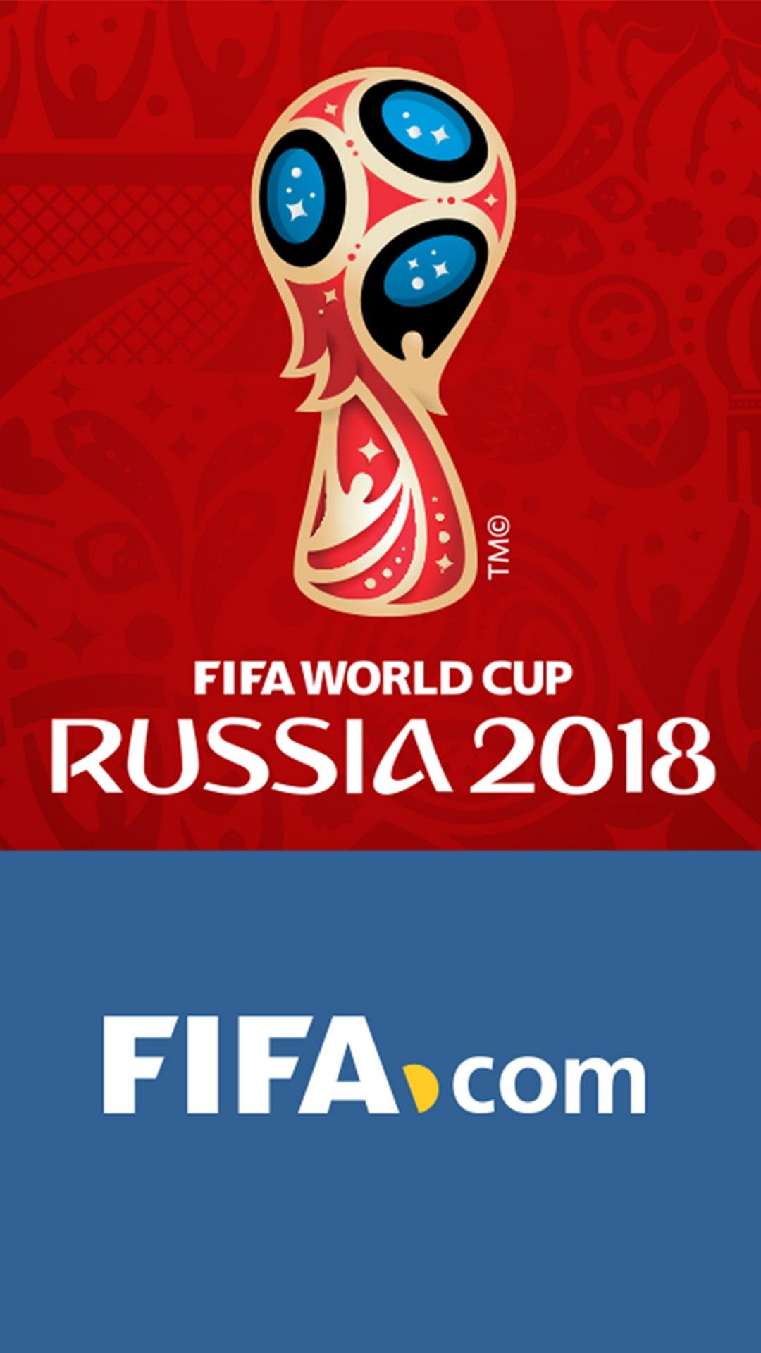 Russia 2018 Fifa World Cup Iphone Wallpaper