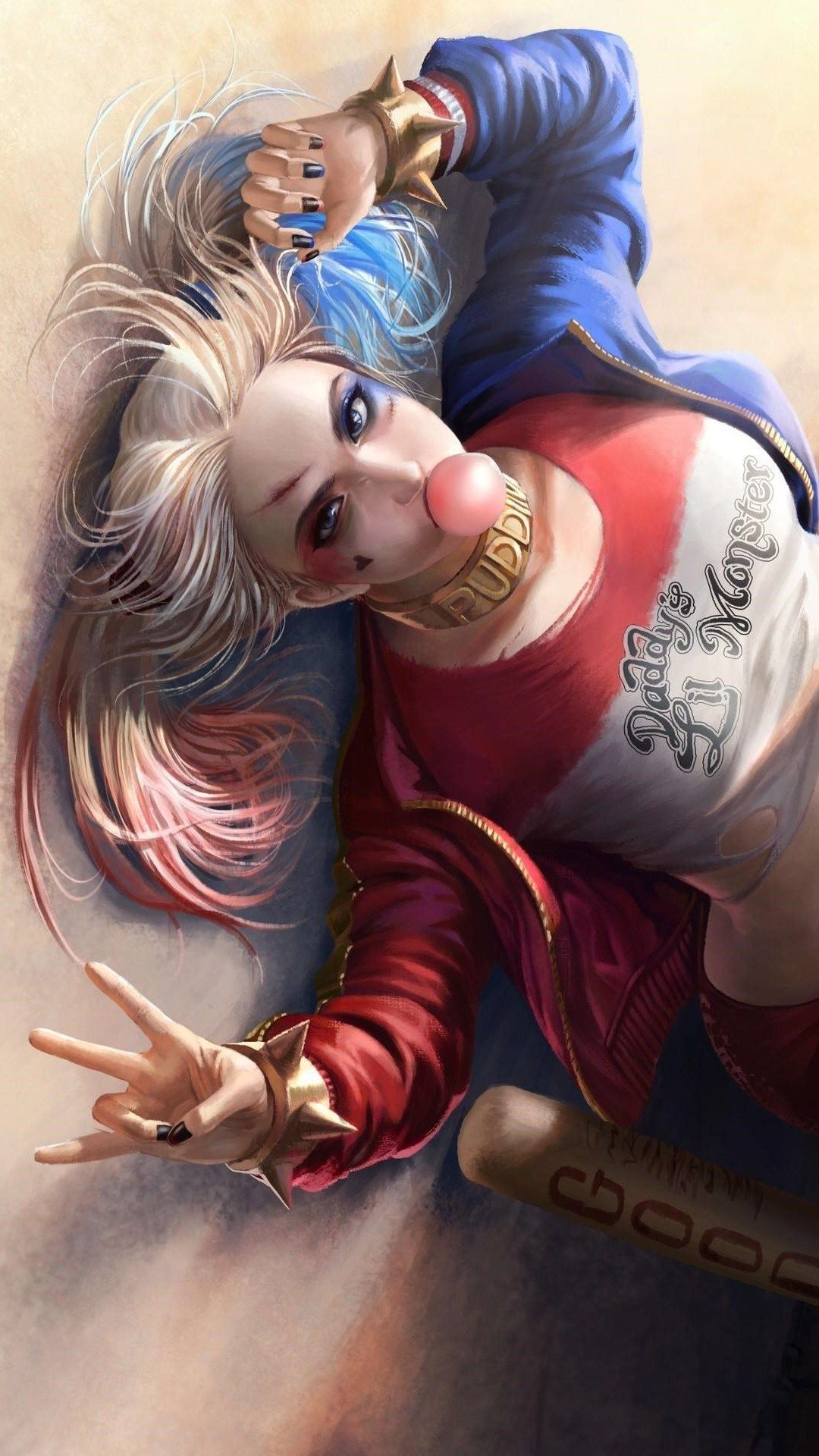 Harley Quinn Iphone Wallpaper