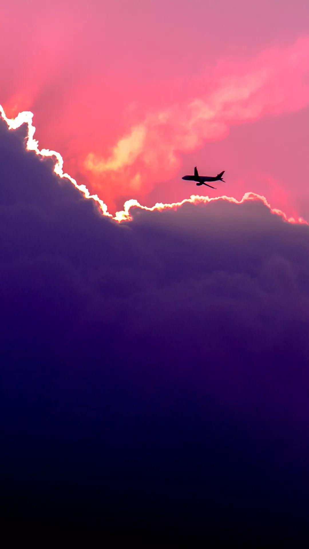 Sunset Sky Iphone Wallpaper
