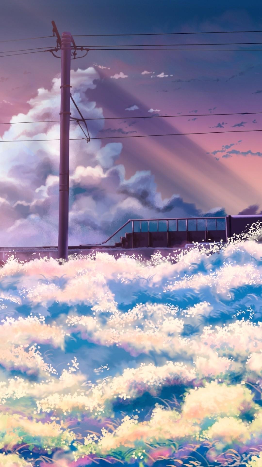 Beautiful Anime Iphone Wallpaper