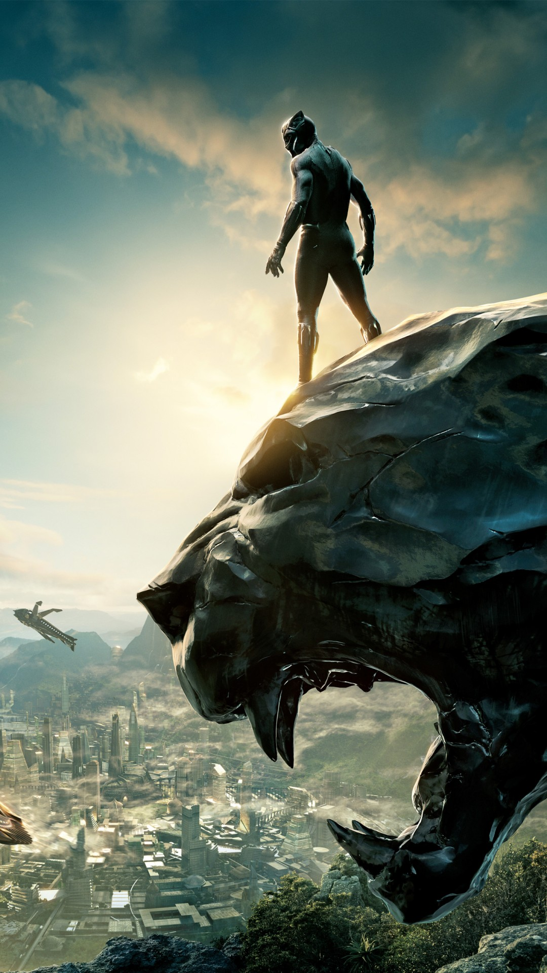 Black Panther Iphone Wallpapers