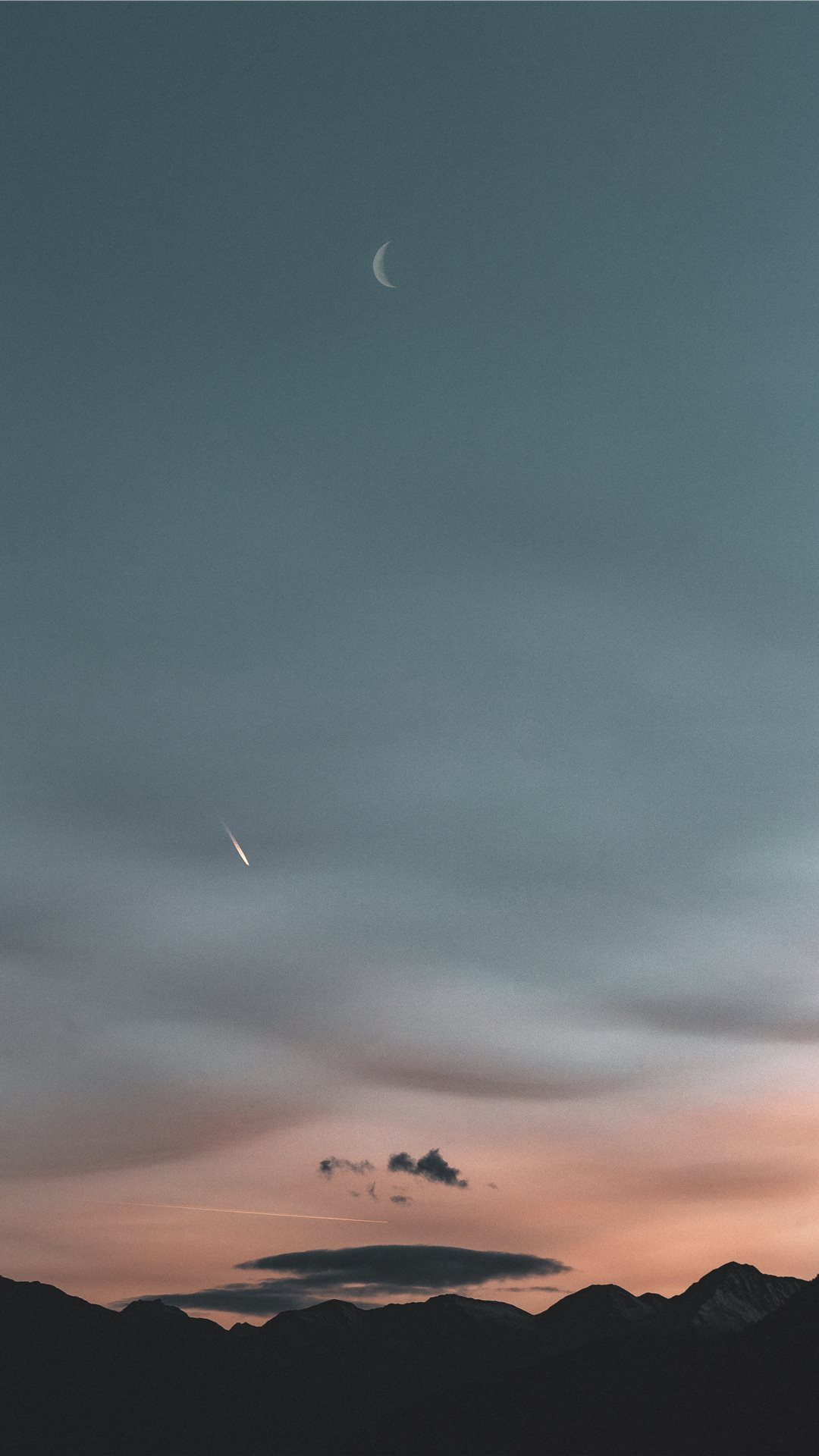 Shooting Star Iphone Wallpaper