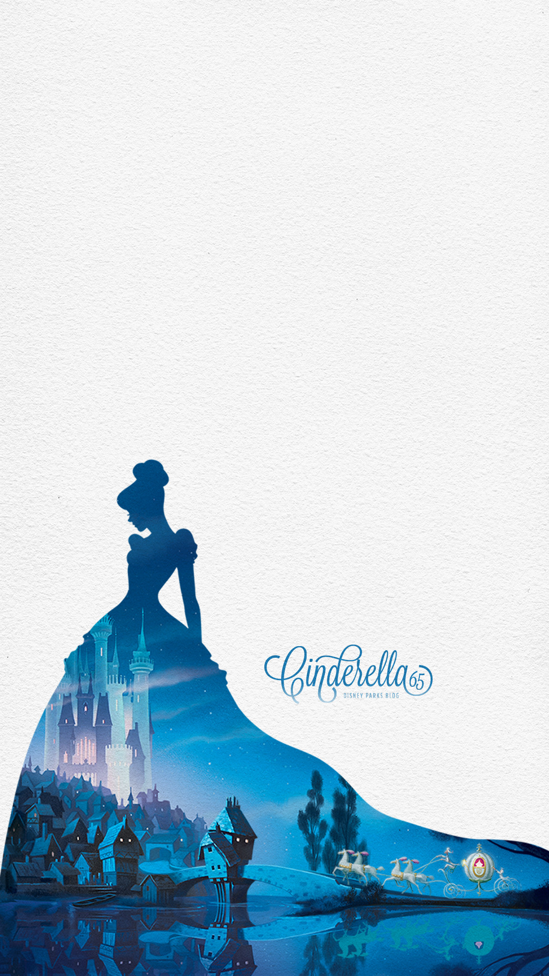 Disney Princess Cinderella Smartphone Wallpaper Iphone