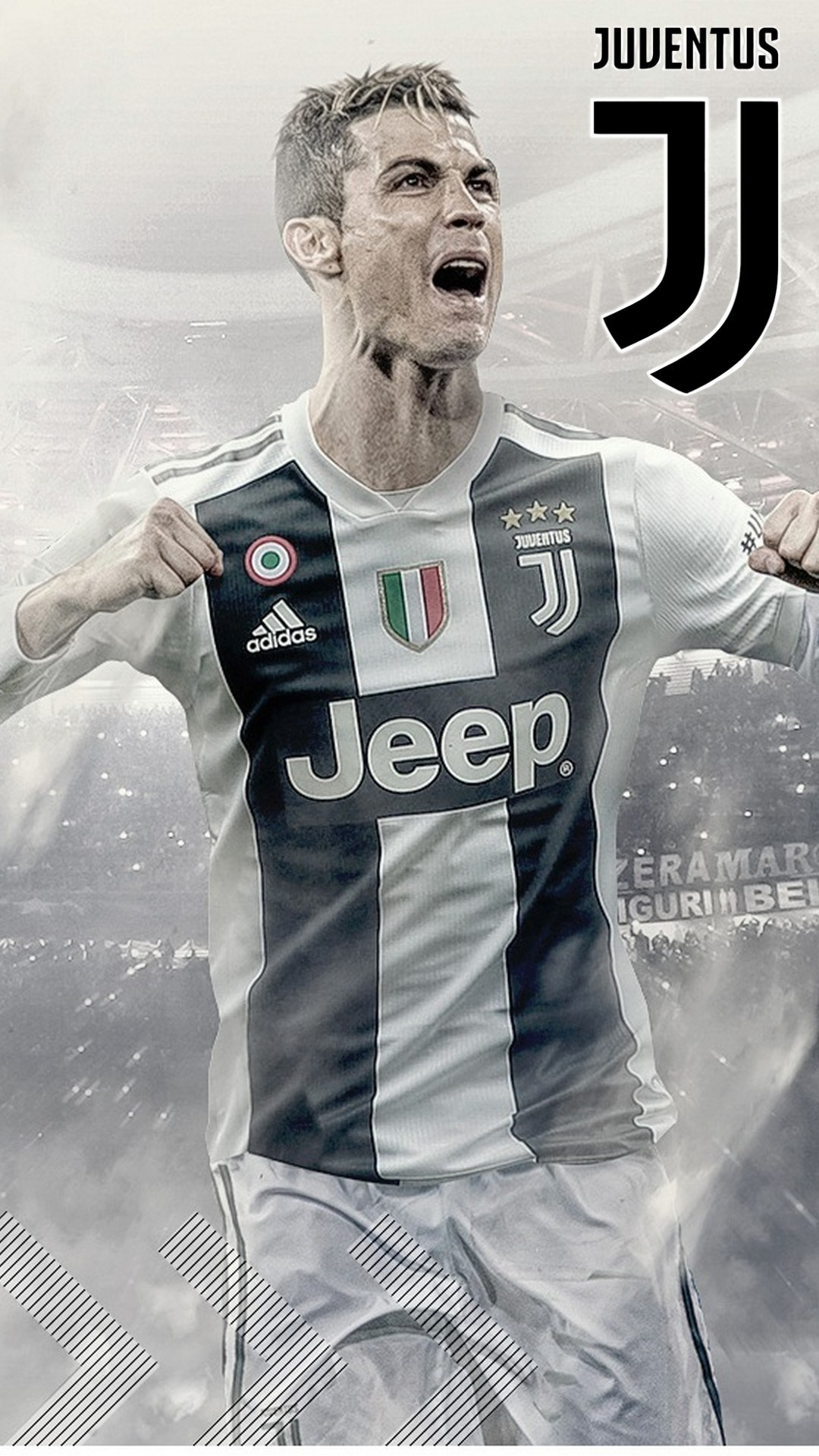 Cristiano Ronaldo Iphone Wallpaper