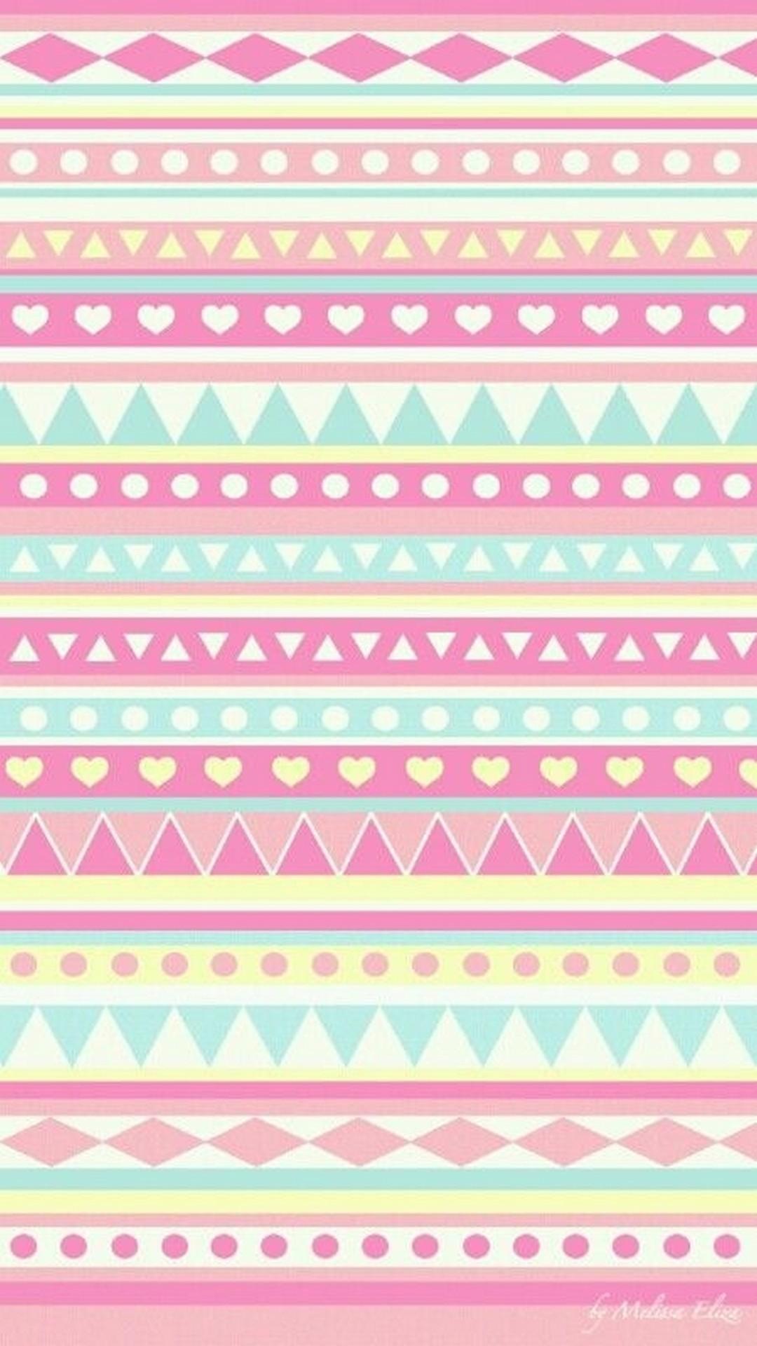 Tribal Pattern Iphone Wallpaper