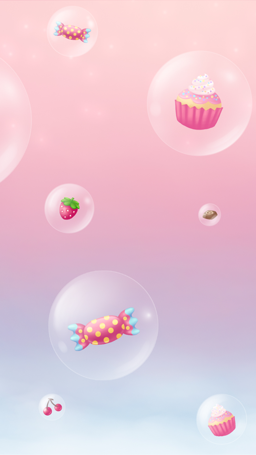 Girly Cute Iphone6s Wallpaper Cupcakes Iphone Wallpaper