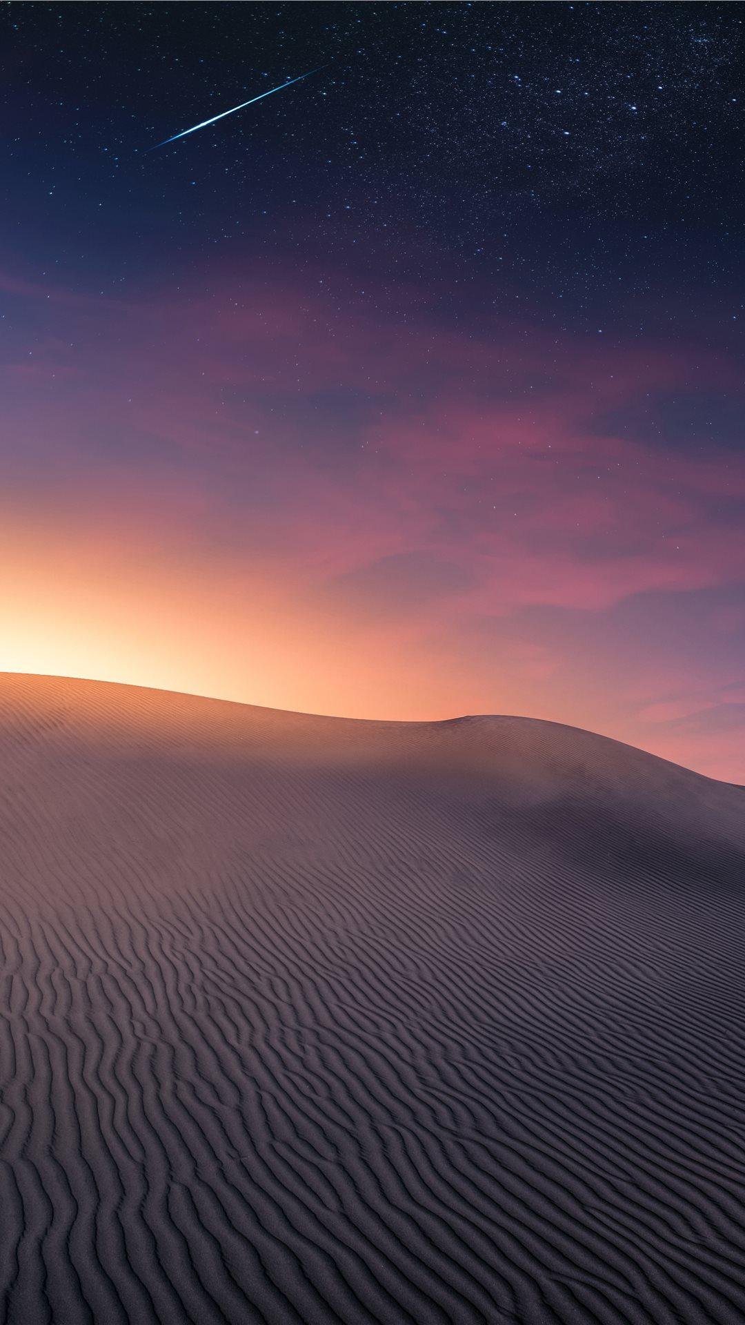 Desert Sky Iphone Wallpaper