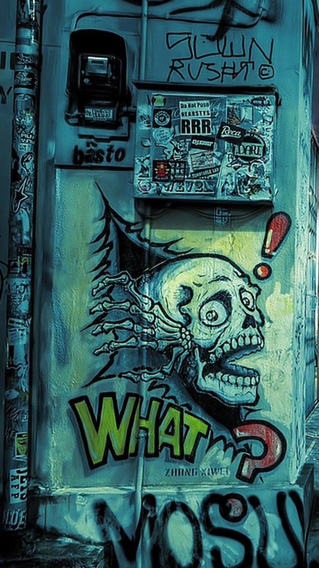 Street Art Iphone Hd Wallpaper Iphone Wallpaper