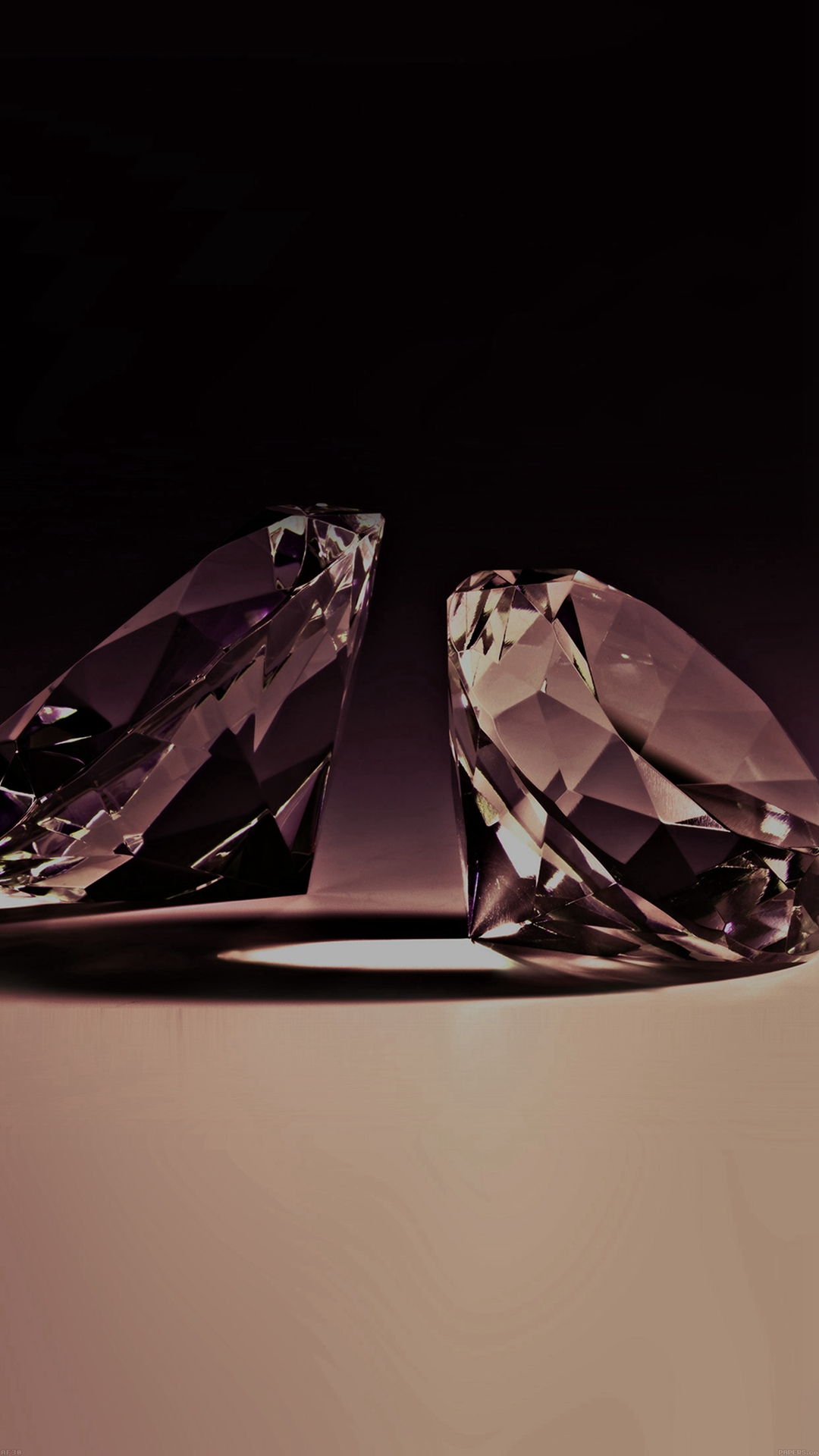 Black Diamond Iphone Wallpaper