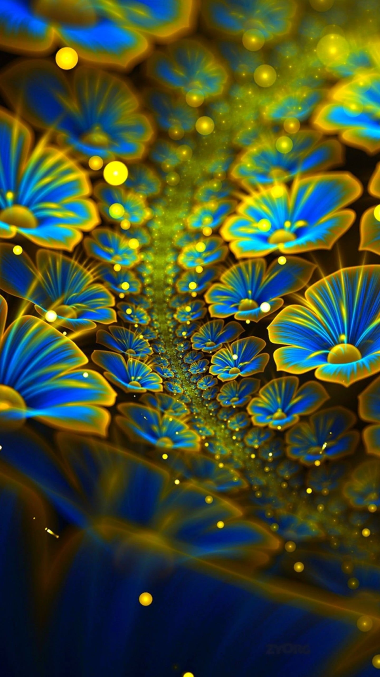 Flowers - Digital Art