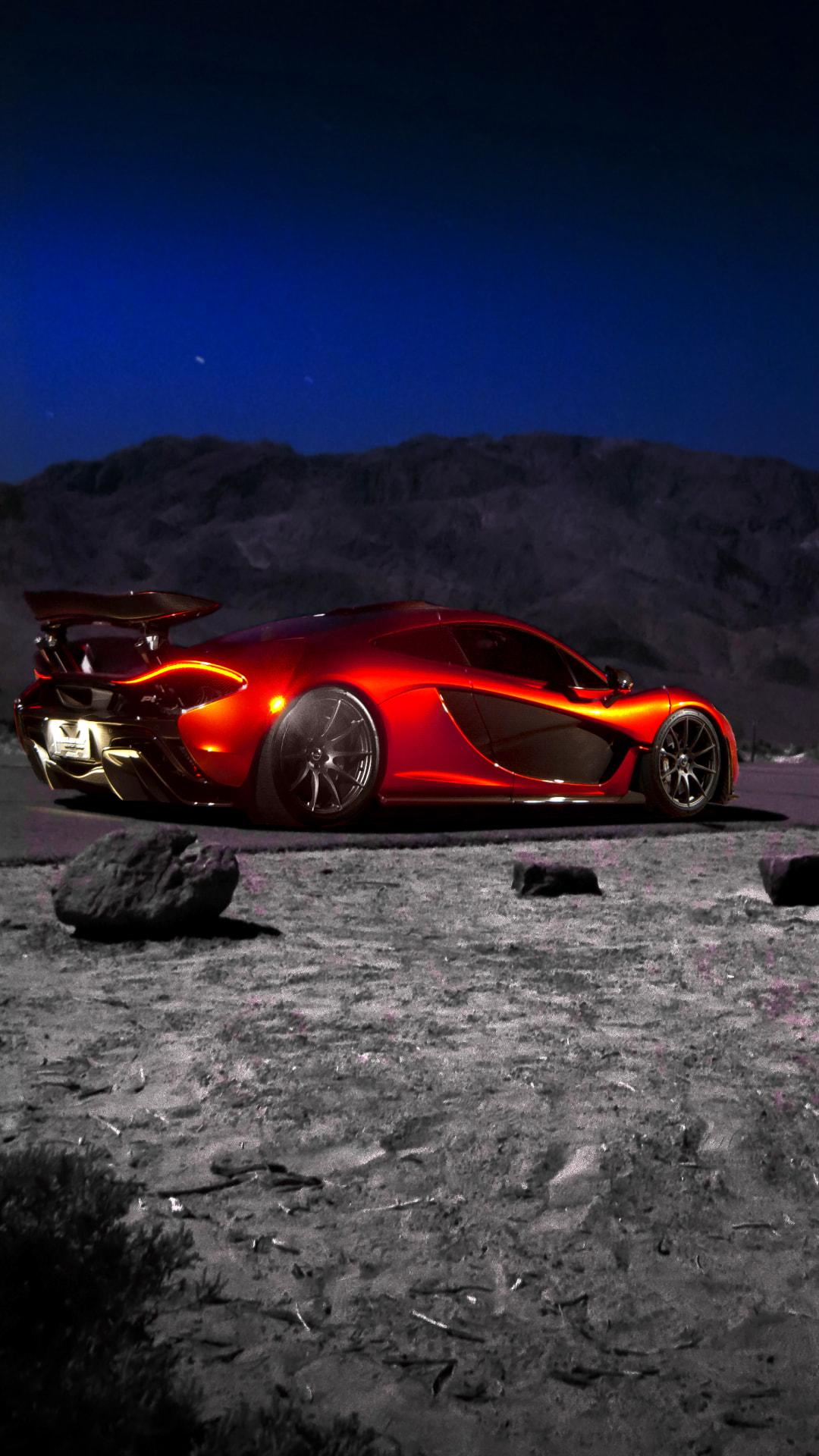 McLaren P1   iPhone Wallpapers