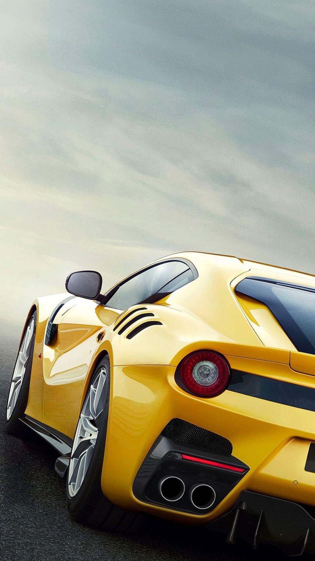 Ferrari F12 Iphone 5 Wallpaper
