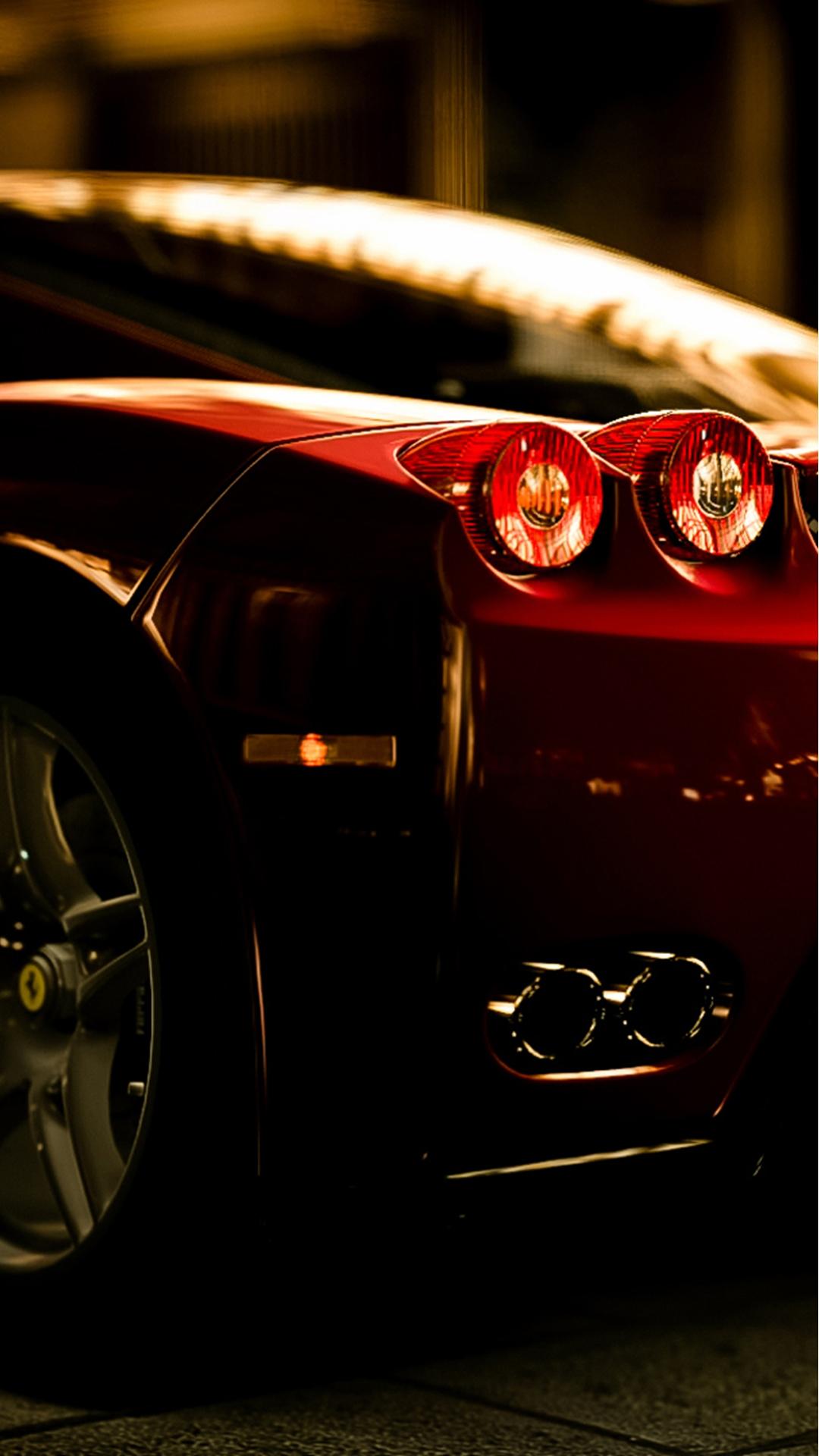 Ferrari Iphone Wallpapers