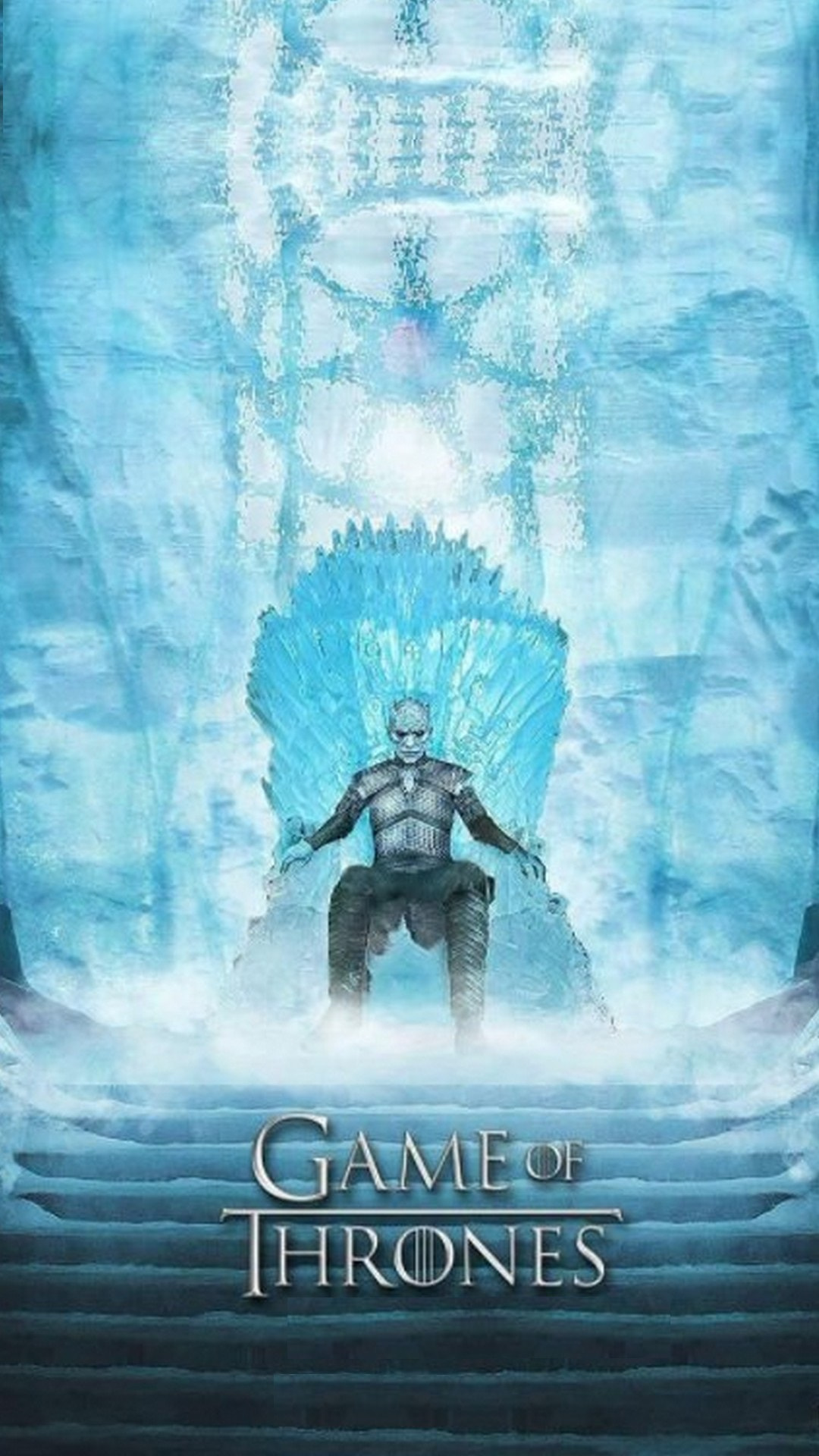 Night King Game Of Thrones Iphone Wallpaper