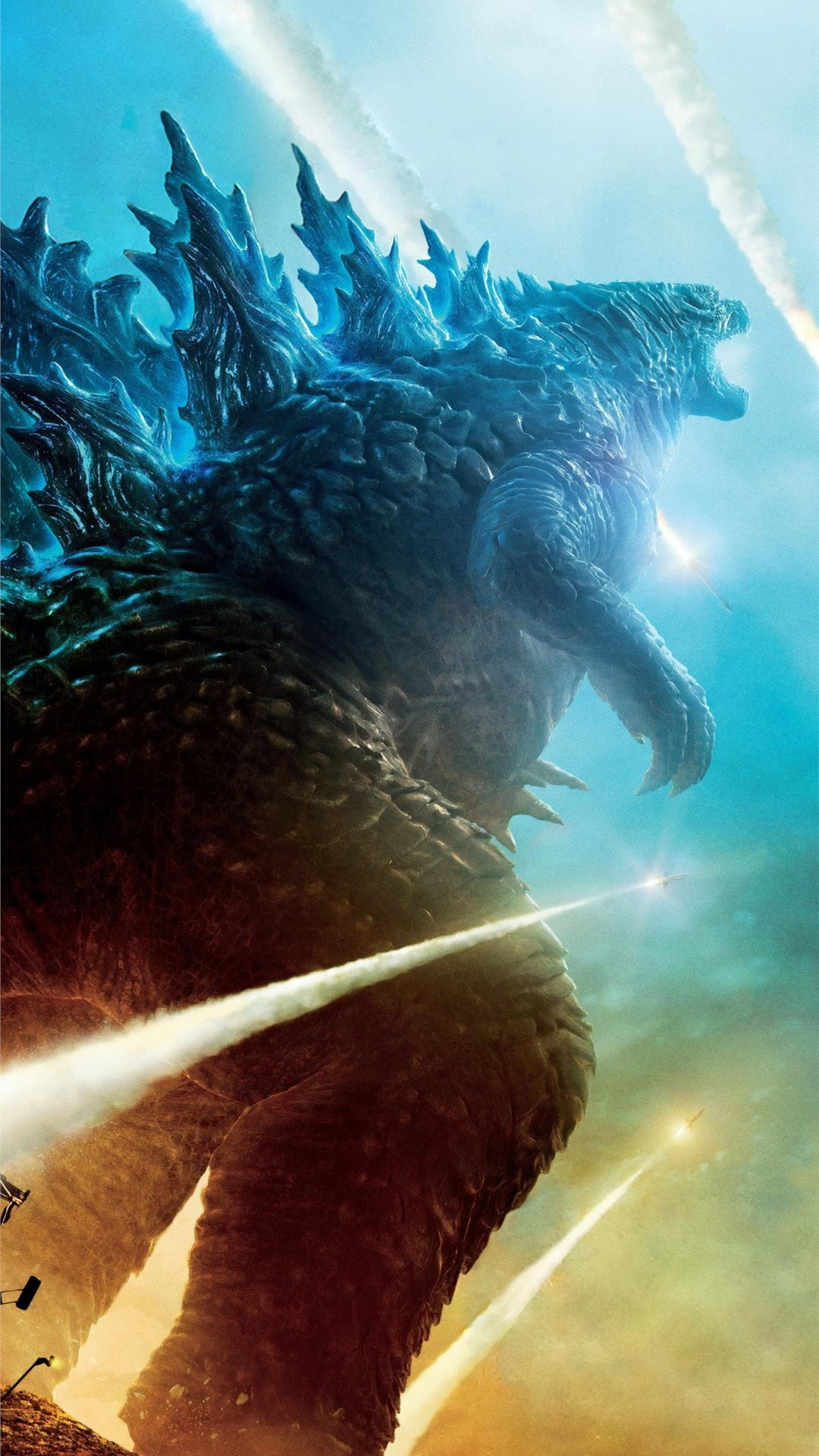 Godzilla King Of The Monsters Iphone Wallpaper