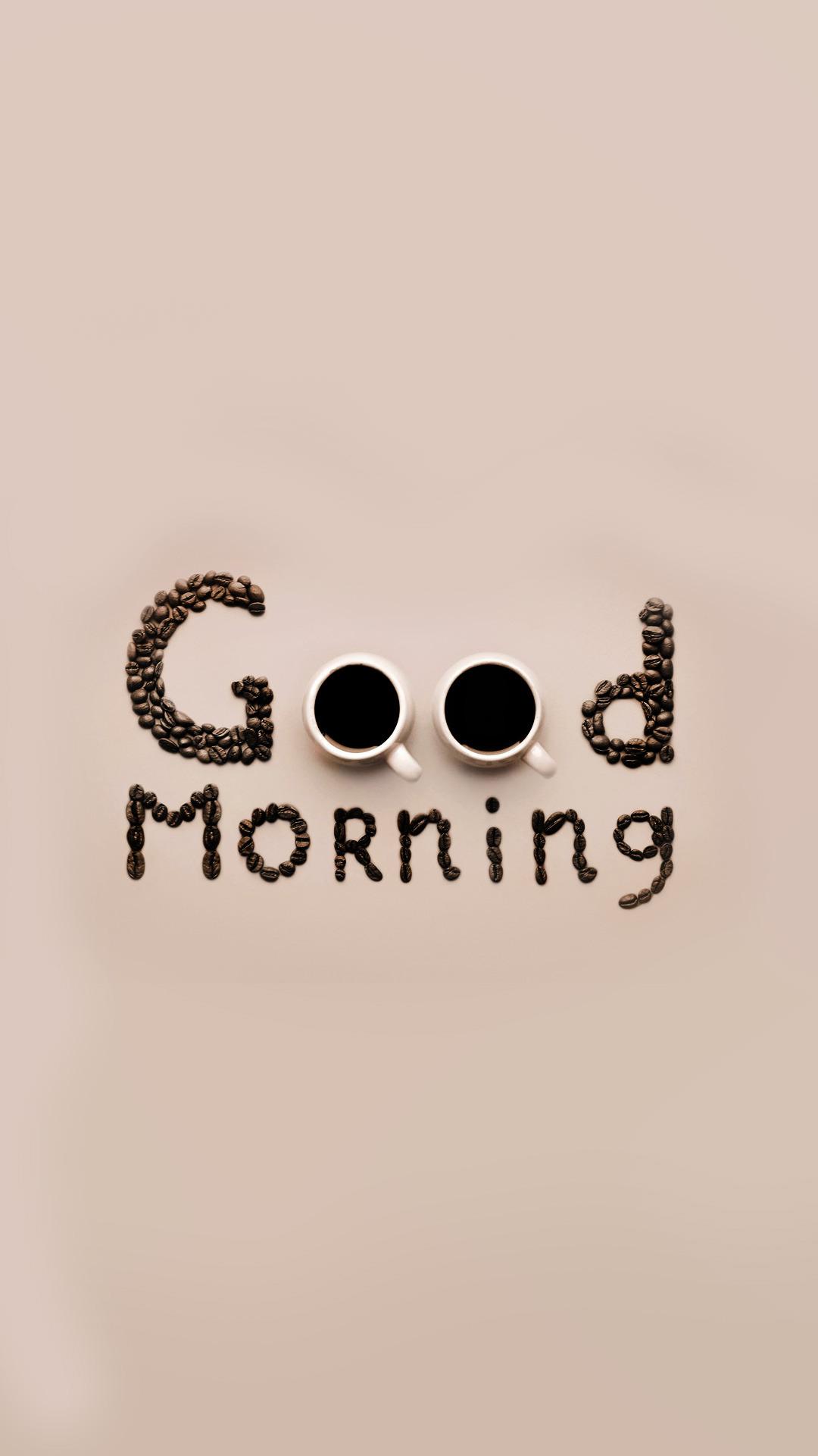 Morning Coffee Iphone Wallpaper