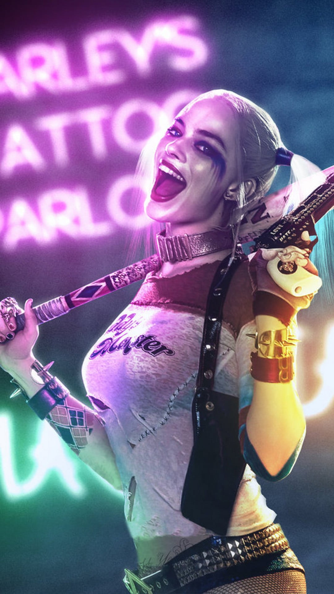 Harley Quinn Iphone Wallpapers