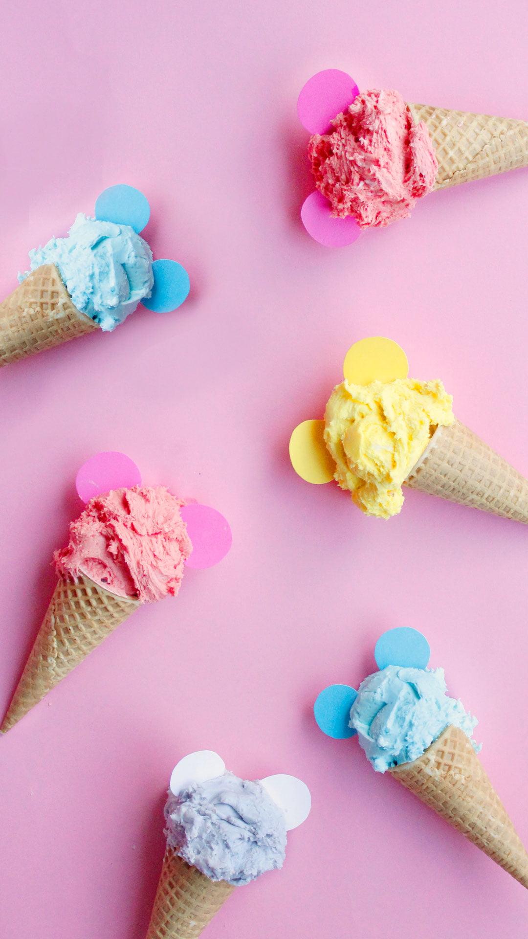 Ice cream | iPhone Wallpapers