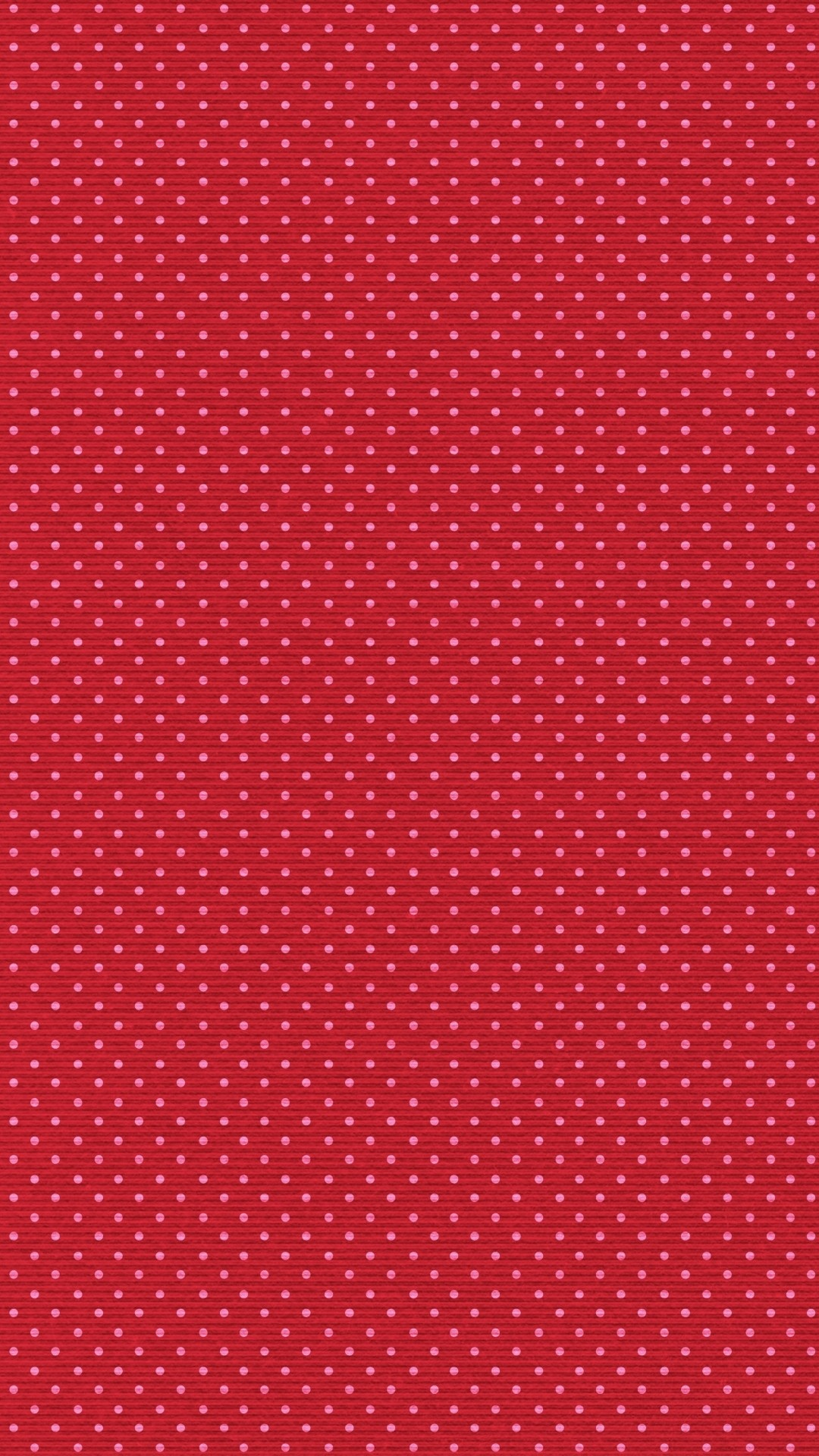 Red Polka Iphone Hd Wallpaper Iphone Wallpaper