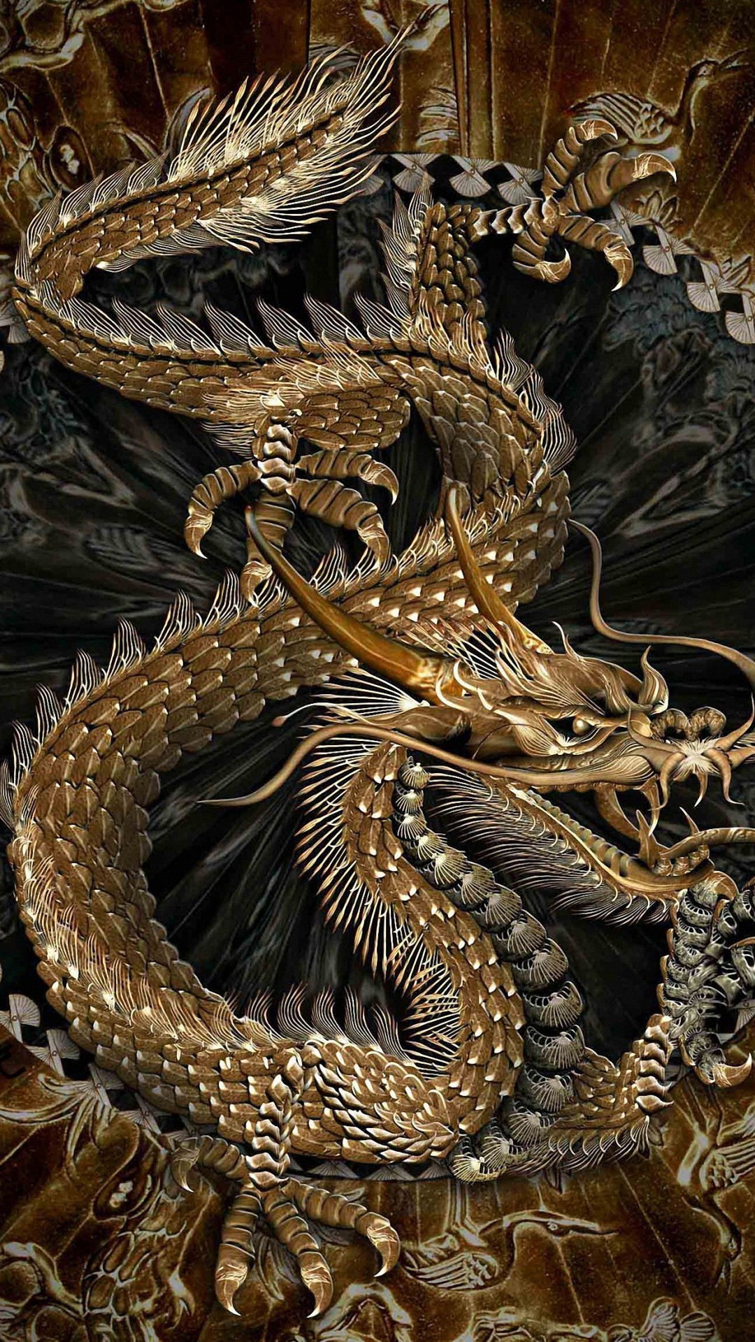 Cool Chinese Dragon Iphone 6s Wallpapers Iphone Wallpaper