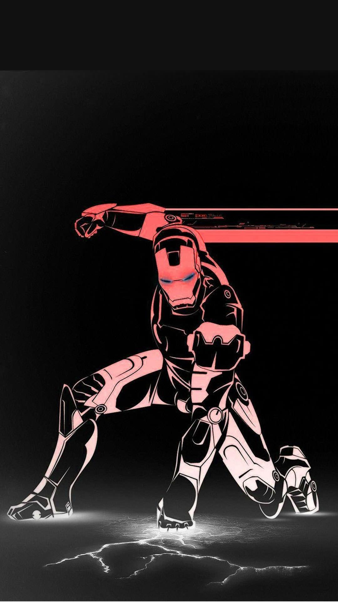 Download 101 Wallpaper Iphone Iron Man HD Terbaik
