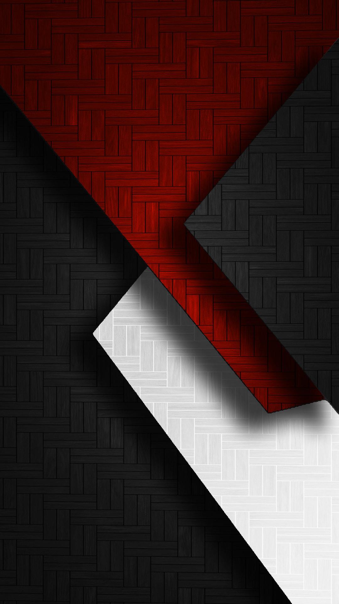 レッド ブラック ホワイト かっこいいスマホ壁紙 Iphone Wallpapers