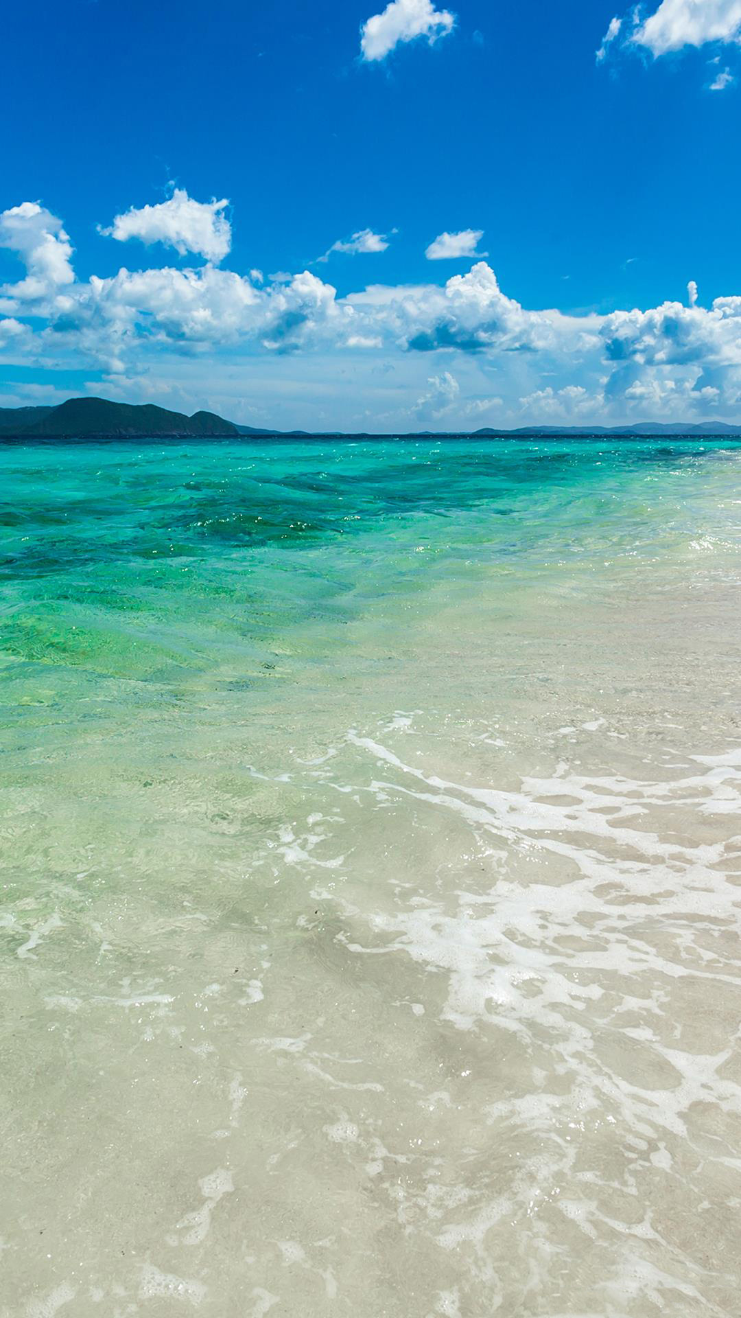 Beautiful sea | iPhone Wallpaper
