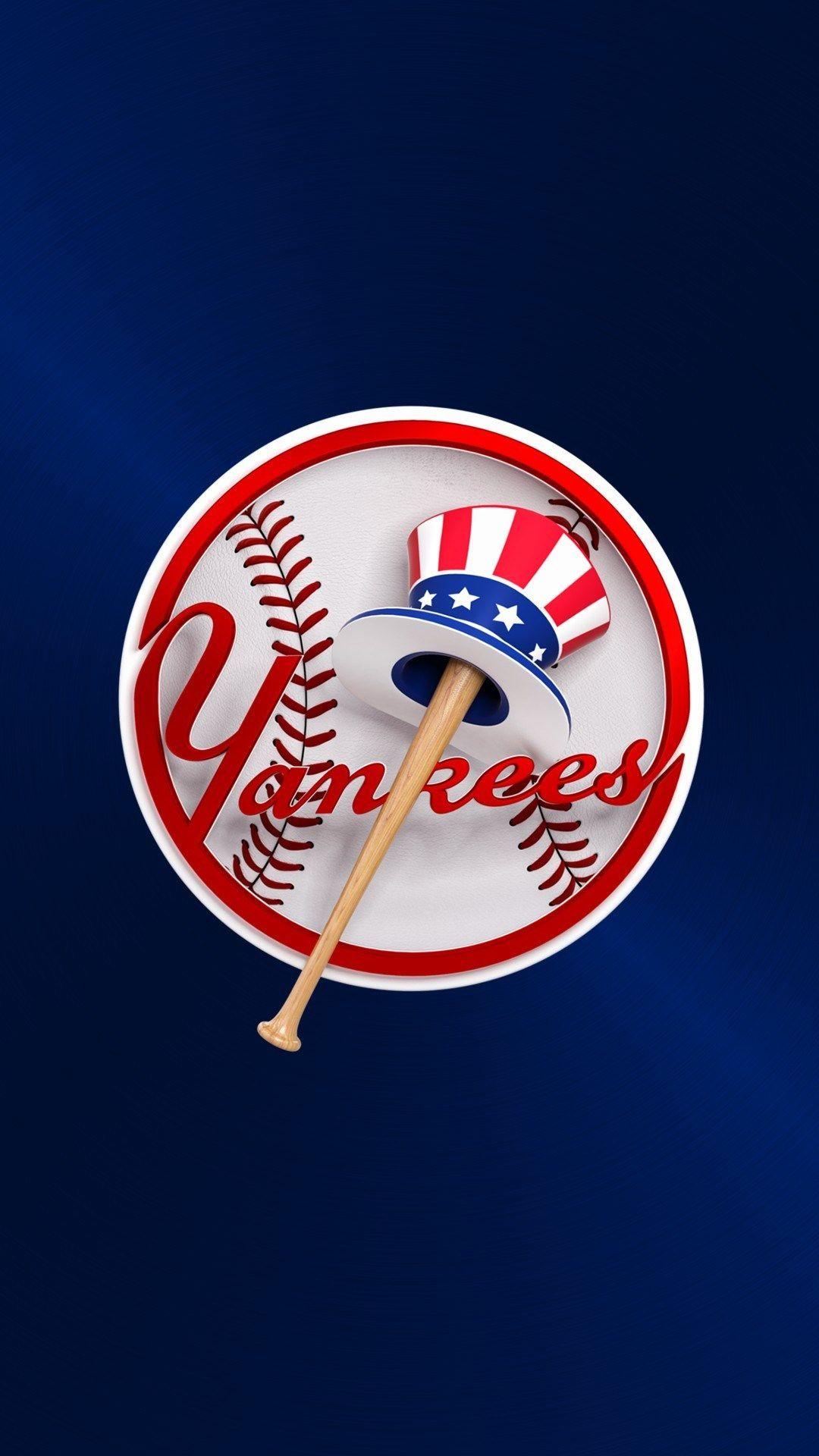 New York Yankees Mlb Iphone Wallpaper