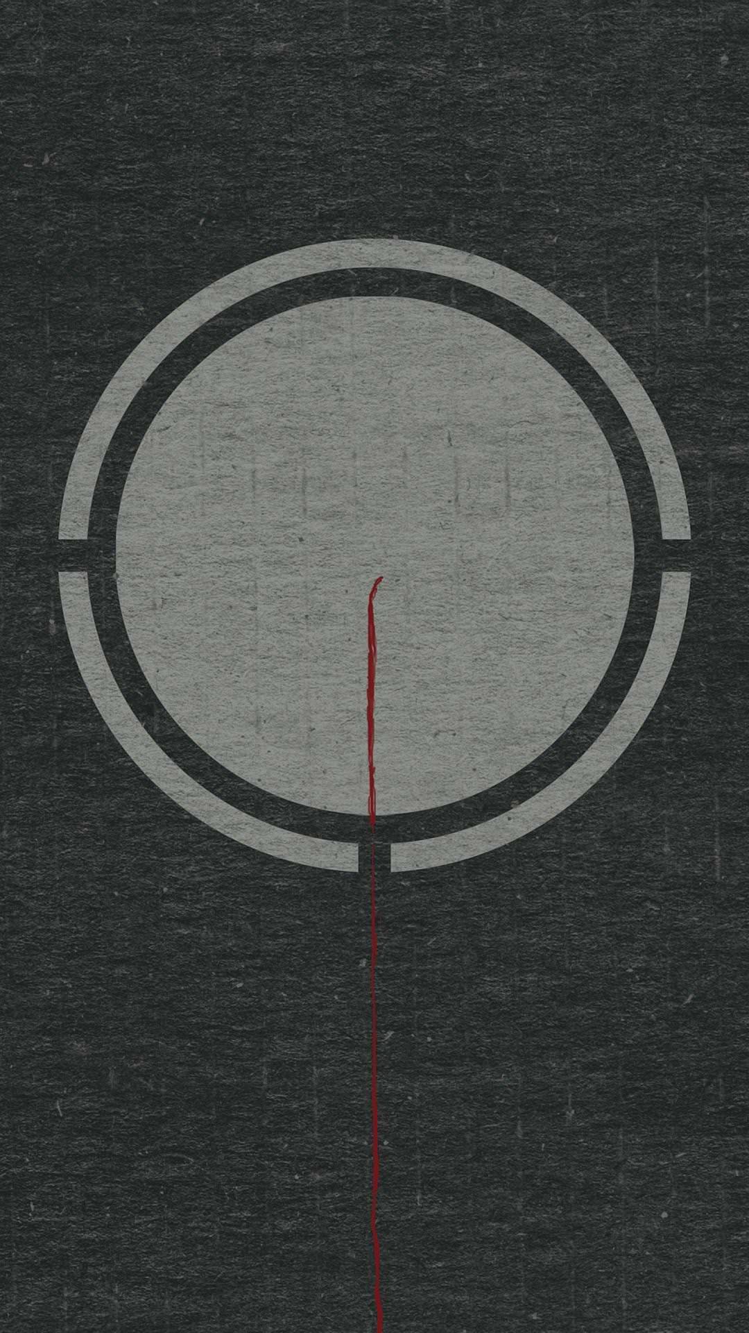 Nine Inch Nails Corona Radiata Iphone Wallpaper