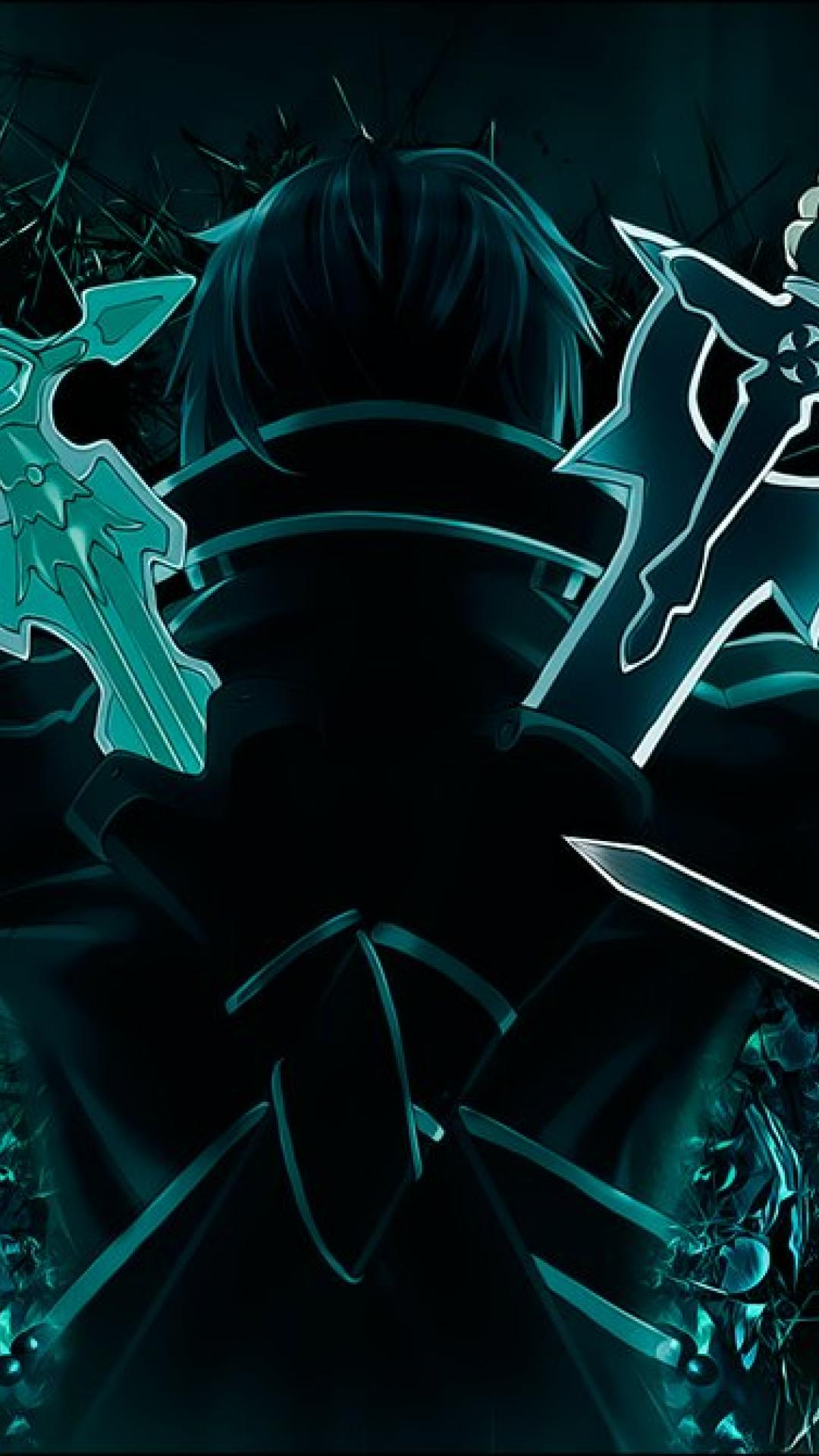 sword art online wallpaper for android phone