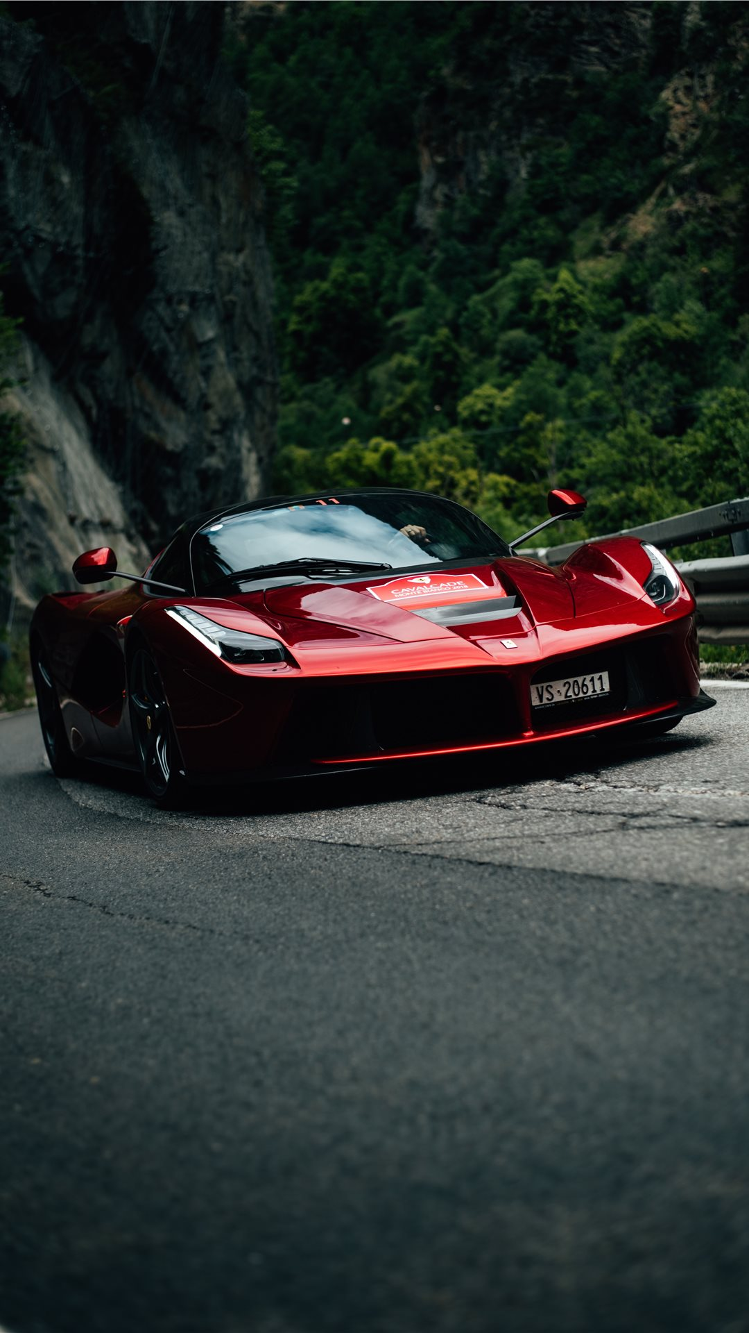 Ferrari Laferrari Iphone Wallpapers