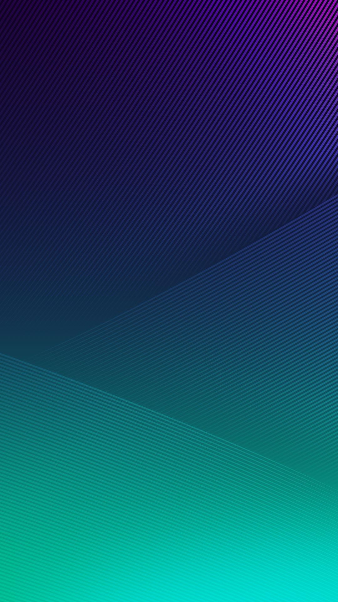 Gradient Green Purple Iphone Wallpaper