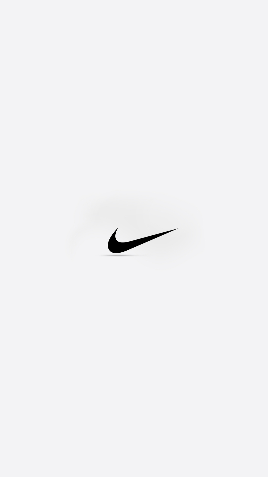 Nike Black And White Logo Wallpaper
