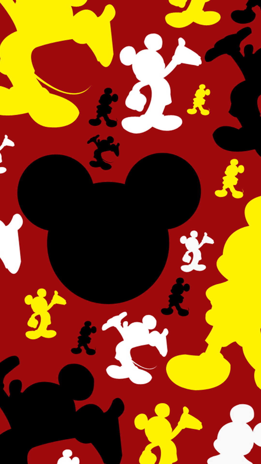 Mickey Mouse Wallpaper Iphone Wallpaper