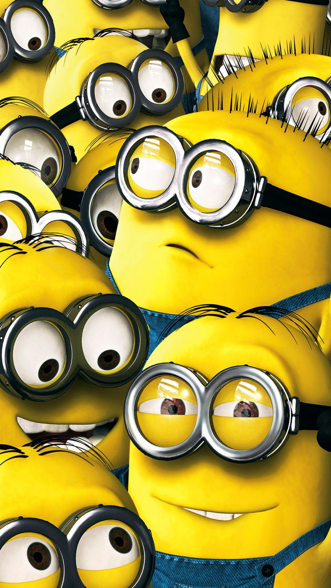 minion mass iphone wallpaper