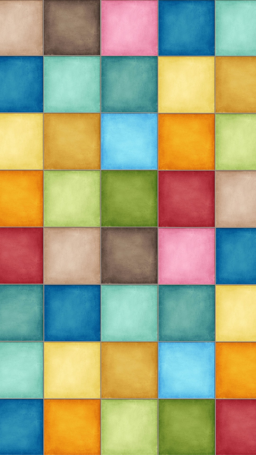 pastel squares iphone hd wallpaper | iphone wallpaper