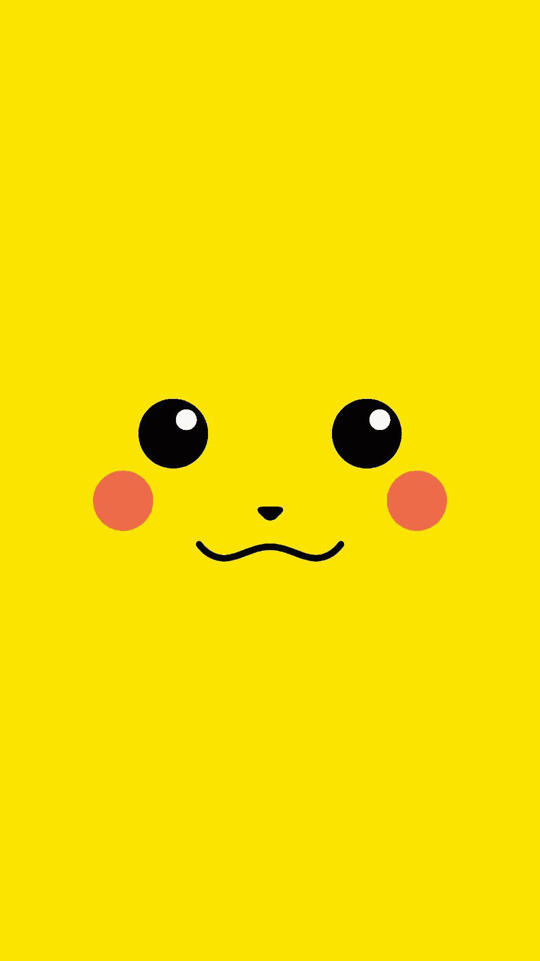 pikachu pokemon iphone wallpaper