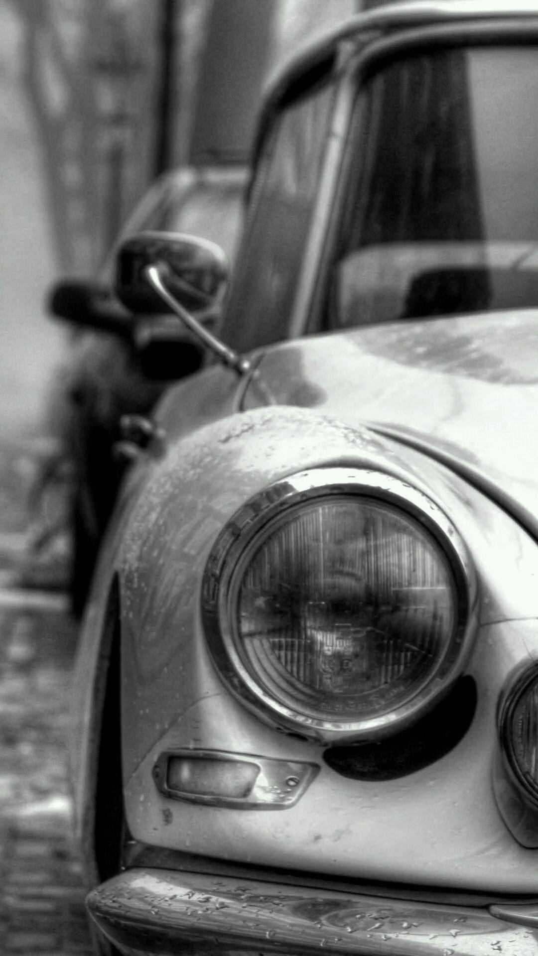 Vintage Car Iphone Wallpaper