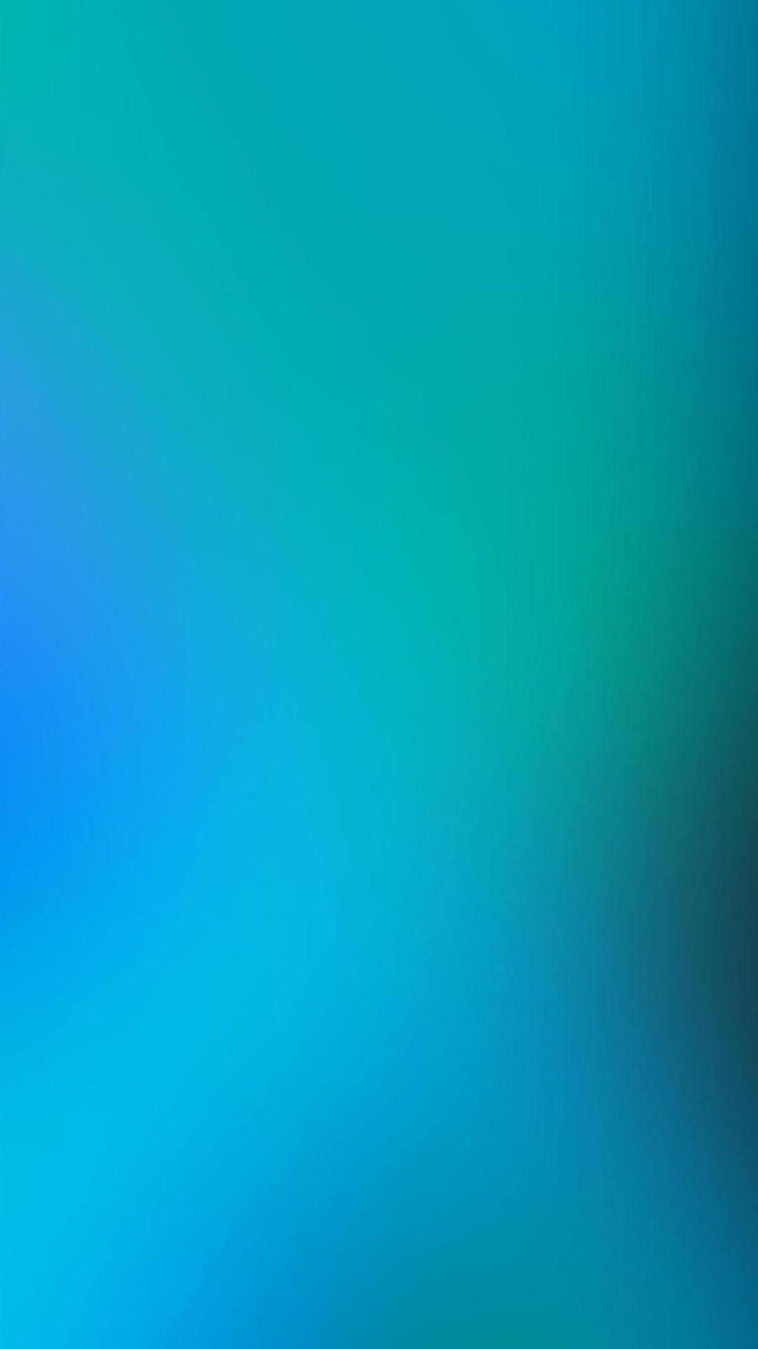 Gradient Blue Iphone Wallpaper
