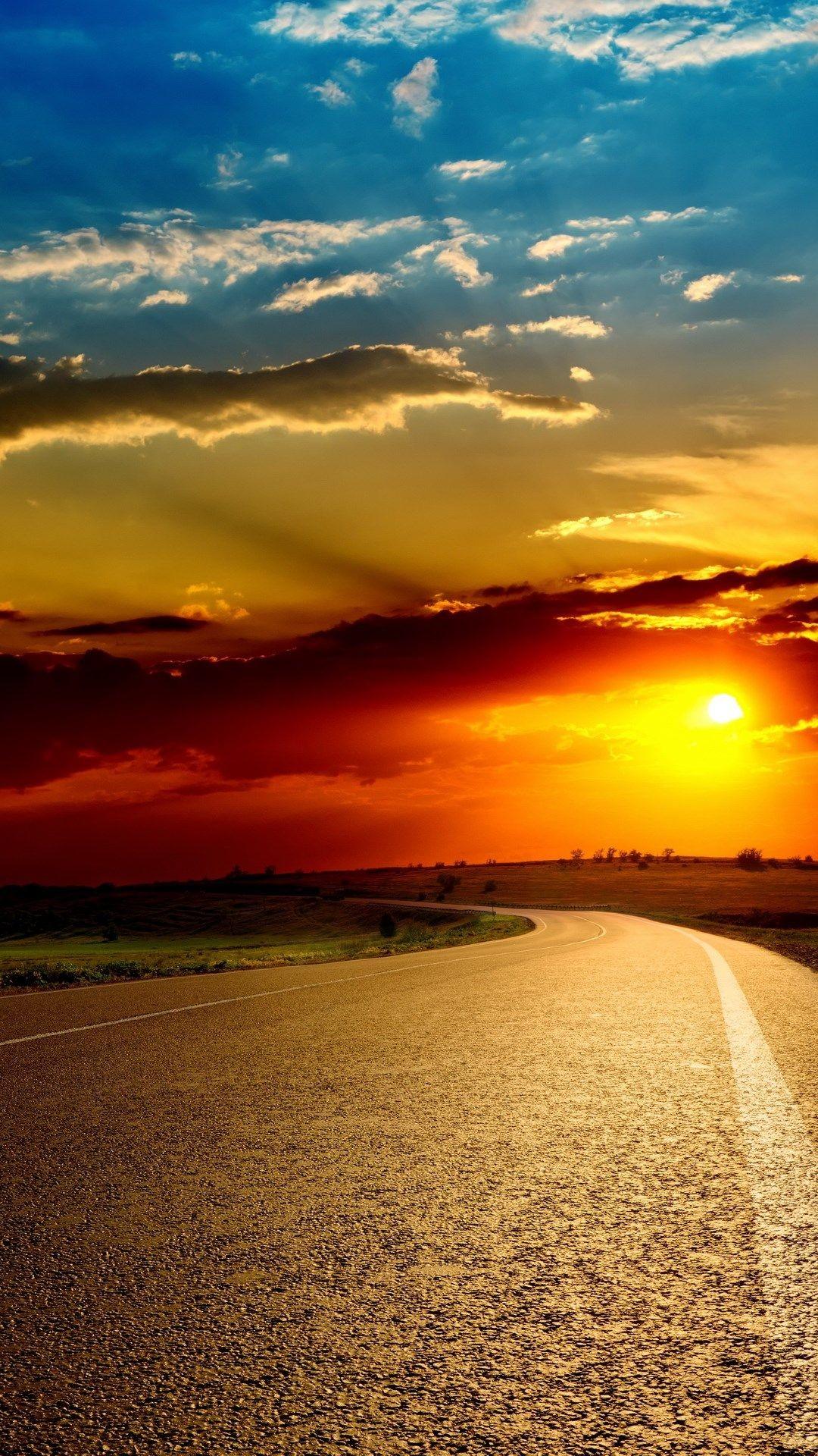 Beautiful Sunset Iphone Wallpaper