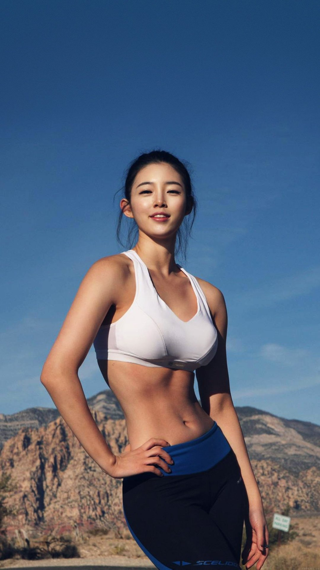 Sexy Kpop Star Iphone Wallpaper
